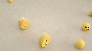 HEXZE(ヘックスゼ)公式アカウント on LIPS 「😝Hexze&Emoji小さな黄色い顔アマゾン..」(1枚目)