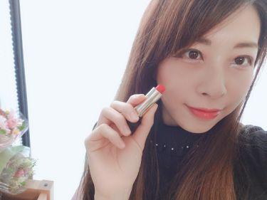 リップスティックS/ANNA SUI/口紅を使ったクチコミ(3枚目)