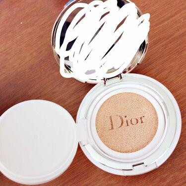 カプチュール トータル ドリームスキン クッション/Dior/化粧下地を使ったクチコミ(2枚目)