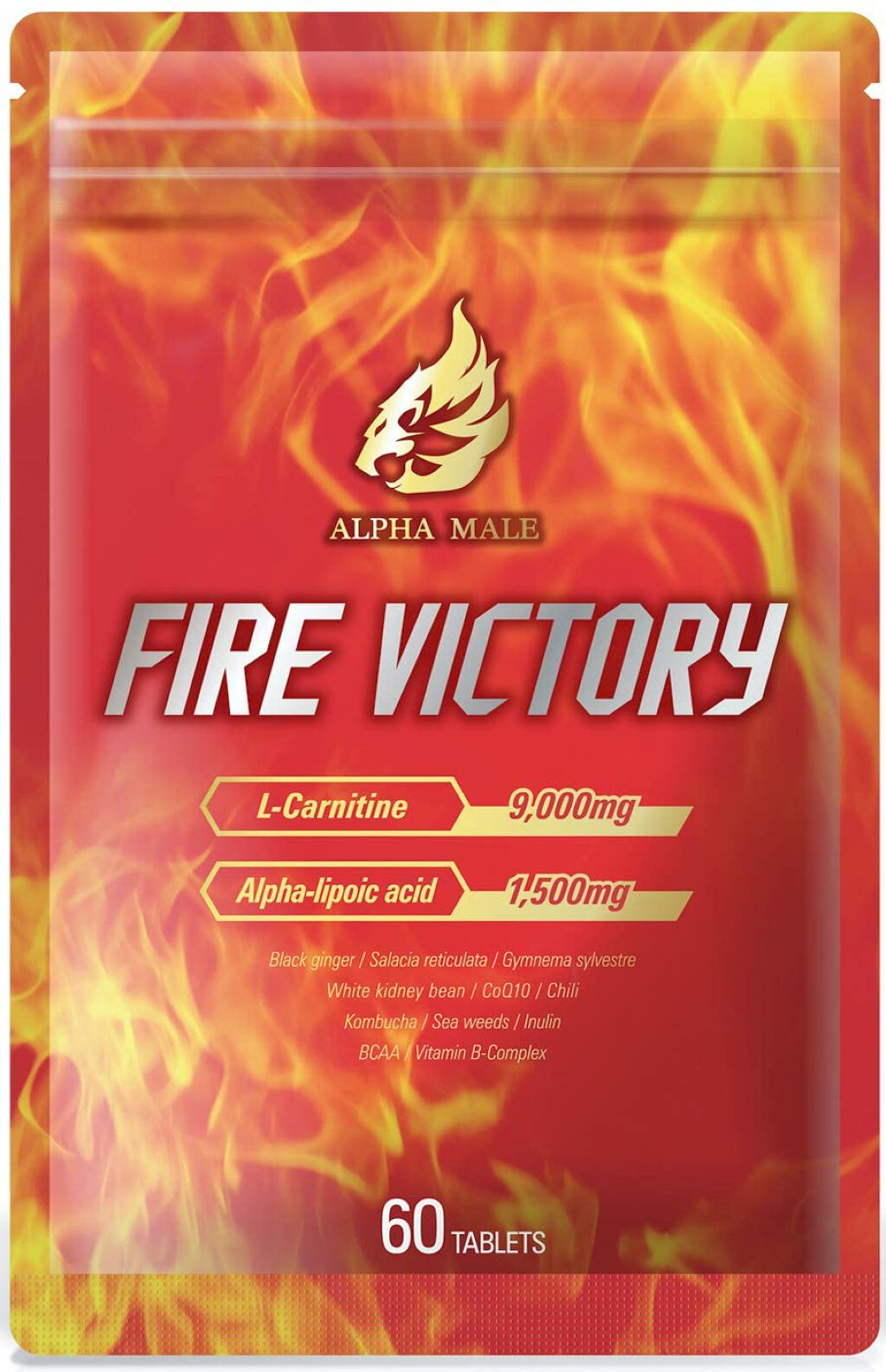FIRE VICTORY ALPHA MALE