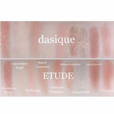Shadow Pallete/ dasique(デイジーク)/パウダーアイシャドウを使ったクチコミ(3枚目)