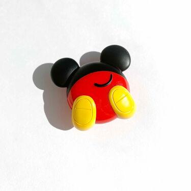 ディズニー ミニコンパクトモイスチャーバーム/Coront/リップケア・リップクリームを使ったクチコミ(2枚目)