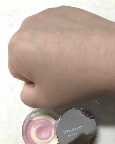 スキンスムーザー/m.m.m/化粧下地を使ったクチコミ(2枚目)