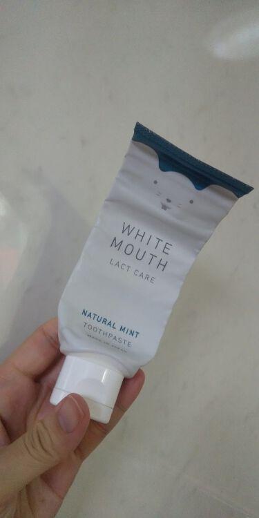 歯科用 Brilliant more/DENT./歯磨き粉を使ったクチコミ(1枚目)