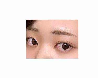 「フィルム眉カラー」 アイブロウカラー/デジャヴュを使ったクチコミ(3枚目)