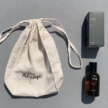 タシット/Aesop/香水(メンズ)を使ったクチコミ(2枚目)