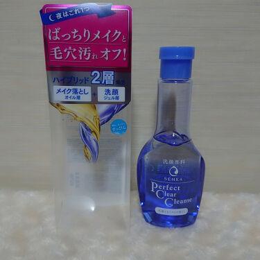 洗顔専科 パーフェクトクリアクレンズ/専科/クレンジングジェルを使ったクチコミ(6枚目)