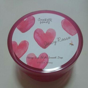 ワンダーハニー オイルインスムースドロップ/VECUA Honey/ボディクリーム・オイルを使ったクチコミ(1枚目)