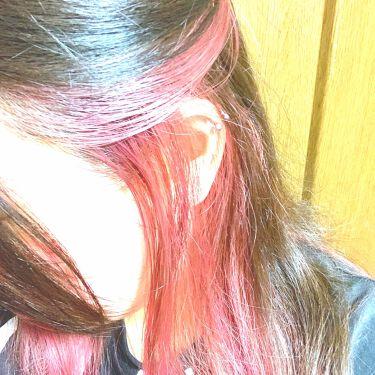 エブリ ヘアマニキュア/アンナドンナ/ヘアカラー・白髪染め・ブリーチを使ったクチコミ(1枚目)