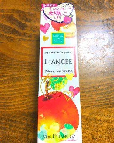 りんご飴さんの「フィアンセフィアンセ ボディミスト 恋りんごの香り<香水(レディース)>」を含むクチコミ