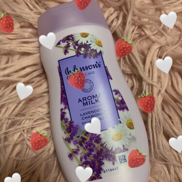 【画像付きクチコミ】ジョンソンで毎晩お風呂上がりマッサージしてます(//∇//)💕良い匂いだし、伸びも良いからマッサージがしやすいんです!!で、保湿してくれて潤うんですよね〜伸びがよくて、滑り良くて、良い匂い、保湿力高い、ってもう勝ちやん!