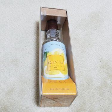 オードトワレ ブンタンの香り/キャトル/香水(レディース)を使ったクチコミ(2枚目)