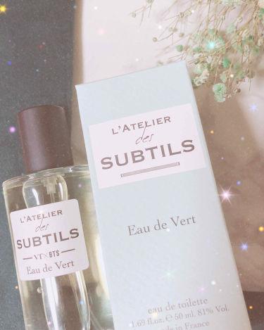 L'ATELIER PERFUME/VT Cosmetics/香水(その他)を使ったクチコミ(2枚目)