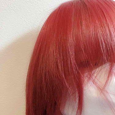 デビルズトリック/クイスクイス/ヘアカラー・白髪染め・ブリーチを使ったクチコミ(1枚目)