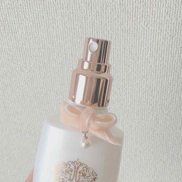 フラワーストーン付 香水スプレー容器/DAISO/その他を使ったクチコミ(3枚目)