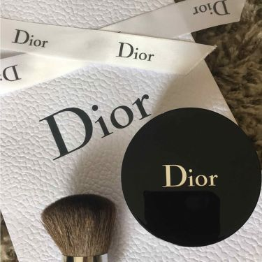 ディオールスキン フォーエヴァー コントロール ルース パウダー/Dior/ルースパウダーを使ったクチコミ(1枚目)