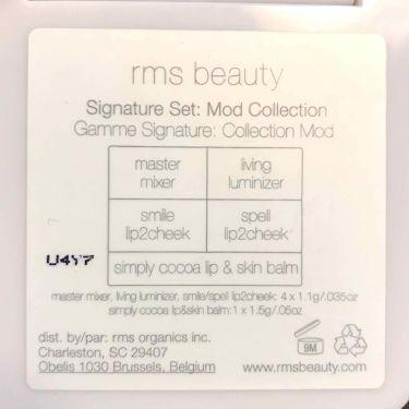 カラーパレット ポップコレクション/rms beauty/ジェル・クリームチークを使ったクチコミ(3枚目)