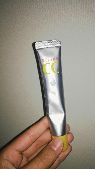 メラノCC 薬用しみ集中対策液(旧)/メンソレータム メラノCC/美容液を使ったクチコミ(3枚目)