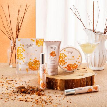 VECUA Honey公式アカウント on LIPS 「🍁初秋のはじまりはピュアキンモクセイの香りで🍁【新商品情報】2..」(1枚目)