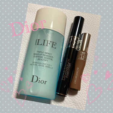 マスカラ ディオールショウ デザイナー/Dior/マスカラを使ったクチコミ(1枚目)