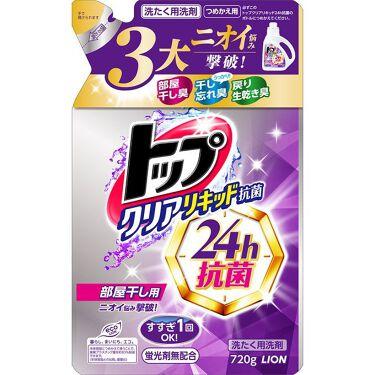トップクリアリキッド抗菌 つめかえ用720g