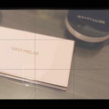 バレンタインボックス3ローズモーメント/VAVI MELLO/パウダーアイシャドウを使ったクチコミ(1枚目)