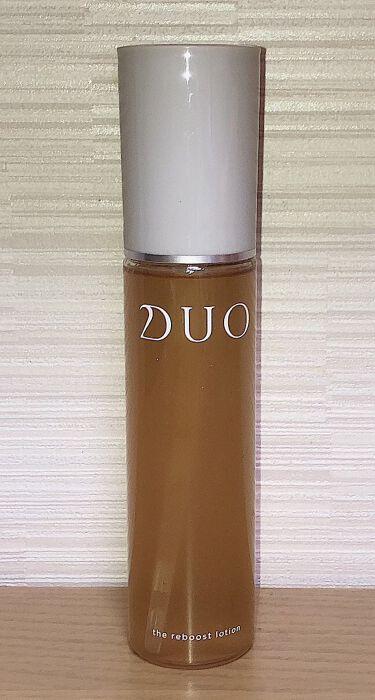 ザ リブーストローション/DUO/化粧水を使ったクチコミ(1枚目)