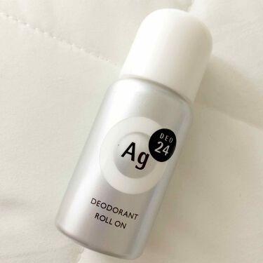 デオドラントロールオン (無香料)/エージーデオ24/デオドラント・制汗剤 by ねろまる。