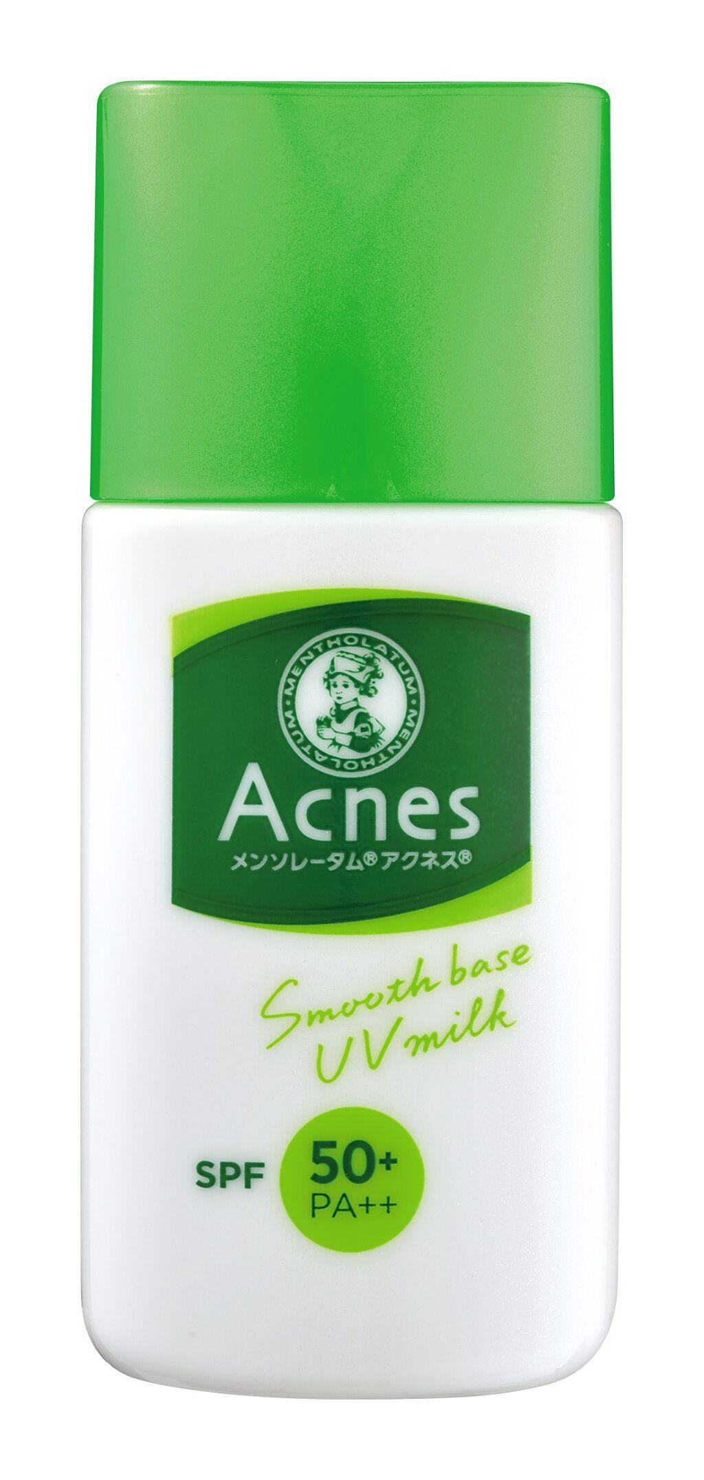 薬用スムースベースUVミルク メンソレータム アクネス