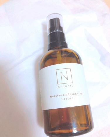 モイスチュア&バランシング ローション/N organic/化粧水を使ったクチコミ(1枚目)