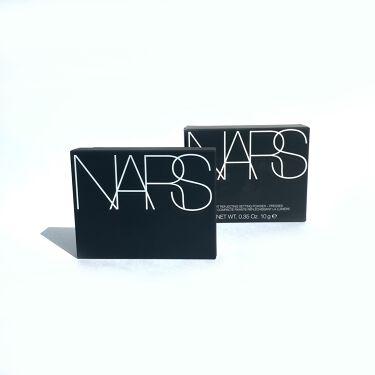 ライトリフレクティングセッティングパウダー プレスト N/NARS/プレストパウダーを使ったクチコミ(3枚目)