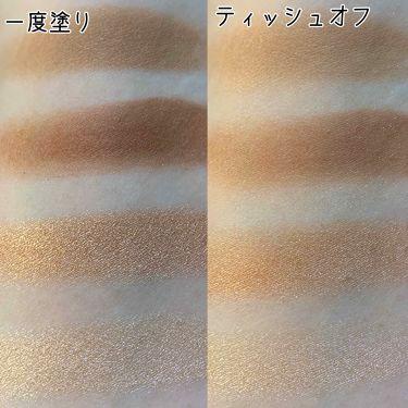 カラークイーン オイルシャドウ/ロレアル パリ/パウダーアイシャドウを使ったクチコミ(4枚目)