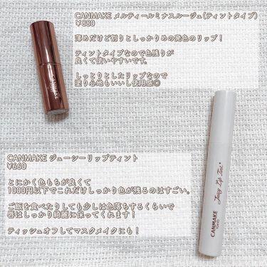 パーフェクトスタイリストアイズ/キャンメイク/パウダーアイシャドウを使ったクチコミ(3枚目)