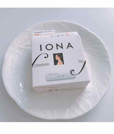 ソープ ブリリアント/イオナ/洗顔石鹸を使ったクチコミ(2枚目)