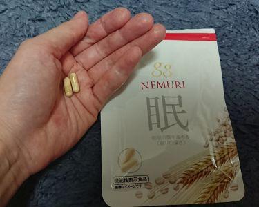 ggNEMURI/gg(ジージー)/美肌サプリメントを使ったクチコミ(1枚目)