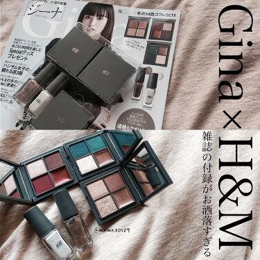 Gina 2020-21 winter/Gina/雑誌を使ったクチコミ(1枚目)