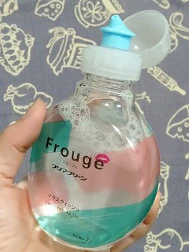 Frouge(フルージュ)/Frouge/マウスウォッシュ・スプレーを使ったクチコミ(1枚目)
