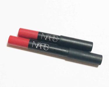 ベルベットマットリップペンシル/NARS/リップライナーを使ったクチコミ(1枚目)