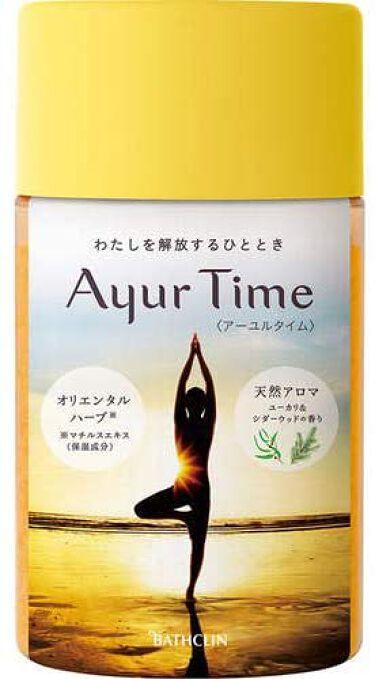Ayur Time(アーユルタイム) ユーカリ&シダーウッドの香り 720g