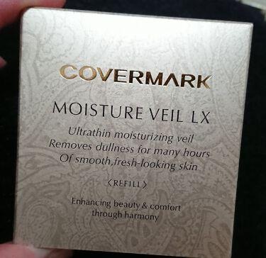 モイスチュア ヴェール LX/COVERMARK/パウダーファンデーションを使ったクチコミ(1枚目)