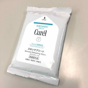 スキンケアシート/Curel/その他スキンケアグッズ by minimaru