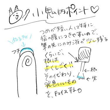 ネイルカラー/Causette.Joli/マニキュアを使ったクチコミ(4枚目)