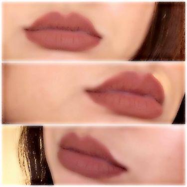 マット リキッド リップスティック/Kylie Cosmetics/口紅を使ったクチコミ(2枚目)