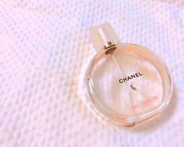 ぽんさんの「CHANELチャンス オー タンドゥル オードゥ トワレット(ヴァポリザター)<香水(レディース)>」を含むクチコミ