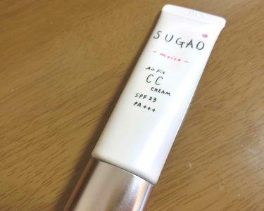 AirFitCCクリームモイスト/SUGAO/化粧下地を使ったクチコミ(1枚目)