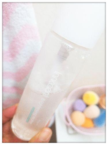 イノセントブライトニングウォーター/Natural Majesty/化粧水を使ったクチコミ(2枚目)
