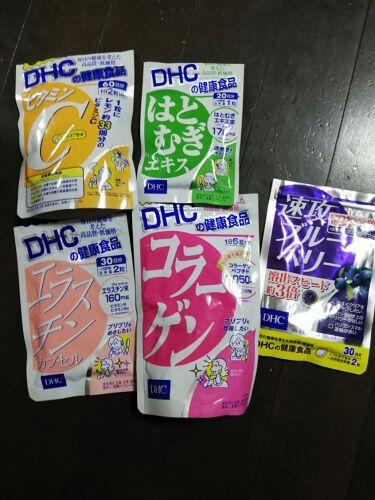 ビタミンC(ハードカプセル)/DHC/美容サプリメントを使ったクチコミ(3枚目)