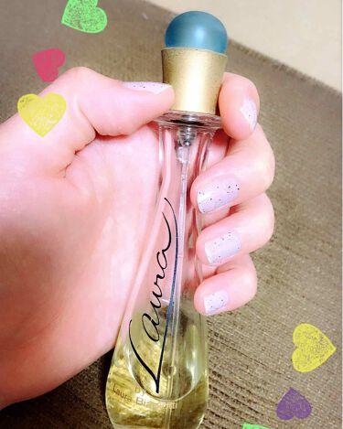 ラウラ オーデトワレ スプレー/ラウラ ビアジョッティ/香水(レディース)を使ったクチコミ(1枚目)