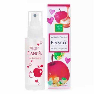 フィアンセ ボディミスト ピュアシャンプーの香り/フィアンセ/香水(レディース)を使ったクチコミ(3枚目)