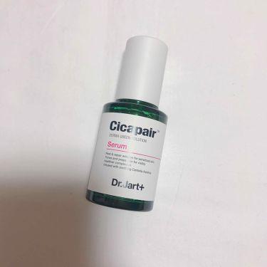 Dr.Jart cica pair serum/DrJart+(ドクタージャルト)/美容液を使ったクチコミ(2枚目)